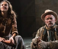 Beth Cooke & John Conroy in Translations