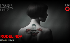 Win 1 of 2 pairs of top price tickets to see Rodelinda at English National Opera!