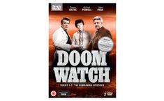 Doomwatch Series 1-3 on DVD