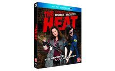Win THE HEAT DVD