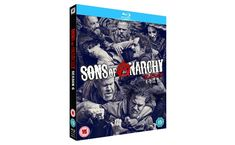 SONS OF ANARCHY SEASON 6 Blu-ray