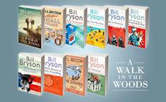 Bill Bryson Books collection