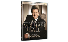 "Michael Ball ""Both Sides Now – Live Tour 2013"" DVD"