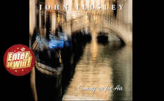 """John Illsley's """"Coming Up For Air"""" New CDs up for grabs"""