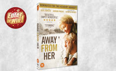 Away From Her DVDs up for grabs