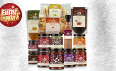 WIN 1 of 2 Best of The Bay Tree Hampers (worth £50 each.)