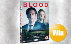 Blood DVDs up for grabs