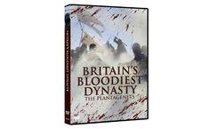 Britain's Bloodiest Dynasty - The Plantagenets DVD