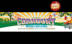 Win a Family Weekend Camping Ticket for Four to the Cornbury Music Festival at Great Tew Park, Oxfordshire