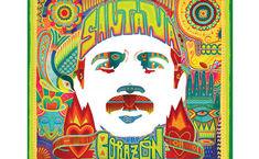 """SANTANA's first ever Latin Music Album """"CORAZÓN"""""""