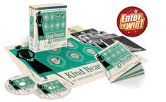 A Stunning New Collector's Edition of the Ealing Comedy Classic KIND HEARTS & CORONETS up for grabs