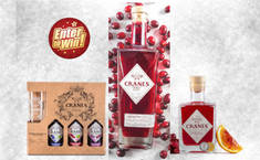 Your chance to win a Hamper of Cranes Drinks