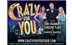 Crazy For You on UK tour