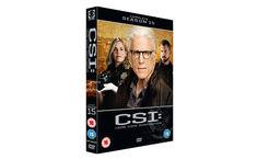 CSI: THE FINALE DVD Box Set