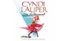 Win She's So Unusual: A 30th Anniversary Celebration from Cyndi Lauper
