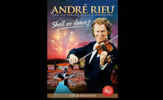 WIN A COPY OF ANDRÉ RIEU'S BRAND NEW DVD 'SHALL WE DANCE?'