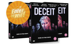 Deceit DVDs up for grab