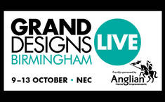 Win a pair of tickets to the Grand Designs Live at Birmingham's NEC