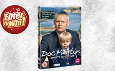 Doc Martin Series Nine DVDs up for grabs