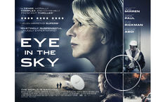 To celebrate the release of tense thriller Eye In The Sky, you can win an Amazon Fire tablet!