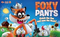 Win Drumond Park's Foxy Pants!