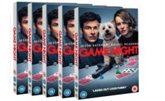 """Win """"Game Night"""" on DVD"""