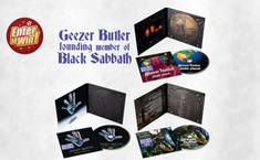 To win a Bundle of Black Sabbath founder Geezer Butler's 'Plastic Planet', 'Black Science' & 'Ohmwork' CDs