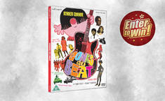 Your chance to have a copy of the psychedelic 60's film GONKS GO BEAT on DVD courtesy of Network Distributing's The British Film collection