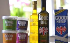 GOOD HEMP FOOD products