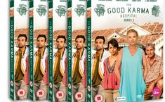 Win The Good Karma Hospital Series Two on DVD