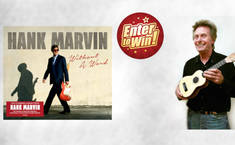 A Bundle of Joe Brown – The Ukulele Album Deluxe Edition & Hank Marvin's Without A Word Album up for grab