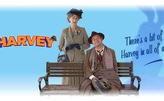 HARVEY at Theatre Royal Haymarket starring James Dreyfus and Maureen Lipman