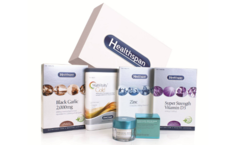 Win a Wellbeing Pack (Black Garlic, Zinc, Super Strength Vitamin D3, MultiVitality Gold) from Healthspan