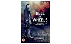 Hell On Wheels Season 4 on DVD