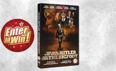 The Man Who Killer Hitler And Then The Bigfoot DVDs up for grabs