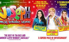 Joseph and the Amazing Technicolor Dreamcoat UK Tour
