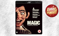 Magic Blu-rays up for grabs