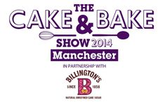 Win tickets to the Cake & Bake Show 2014 at Manchester