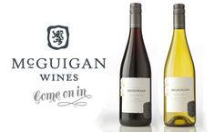 Win a mixed case of McGuigan wines - McGuigan Reserve Shiraz and McGuigan Reserve Chardonnay