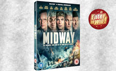 MIDWAY Blu-rays up for grabs