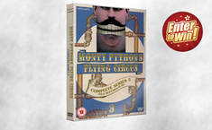 Monty Python's Flying Circus – The Complete Series 3 DVDs up for grabs