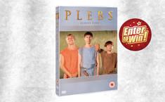 Plebs (Series Five) DVDs up for grabs