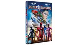 Win Saban's Power Rangers on DVD