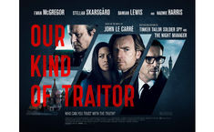 Win a collection of Studiocanal Blu-rays to coincide with the release of Our Kind Of Traitor