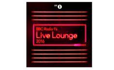 BBC Radio 1's Live Lounge 2016