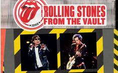 Win The Rolling Stones' From The Vault: No Security – San Jose 1999 on DVD