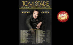 Your chance to have a pair of tickets to see TOM STADE UK TOUR