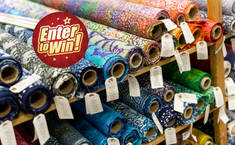 Win a pair of tickets to The Stitch Festival at the Business Design Centre, London