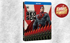 WIN SUPERMAN: RED SON ON BLU-RAY™