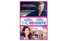 The Rewrite starring Hugh Grant and Marisa Tomei, directed by Marc Lawrence